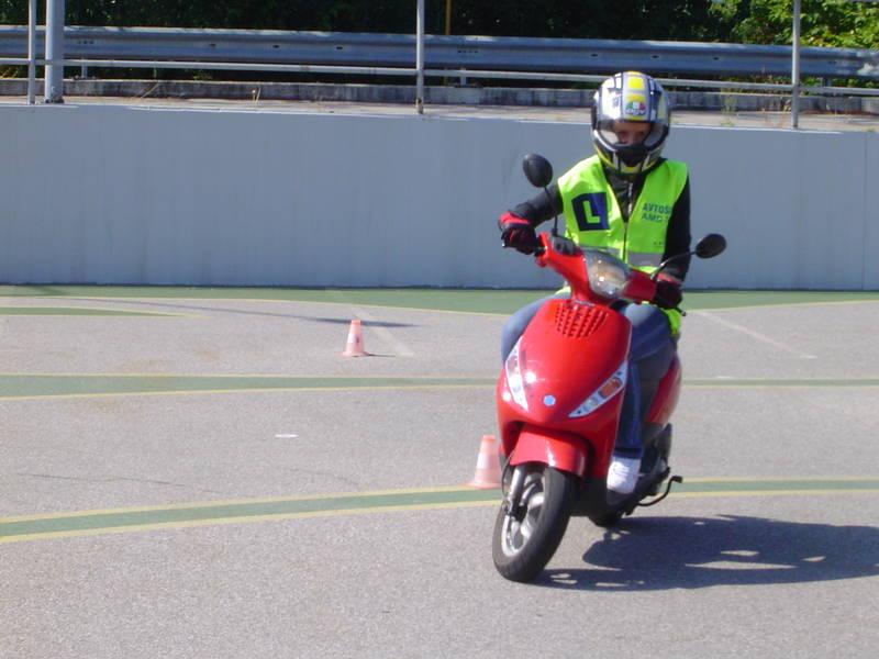 Test varne vožnje